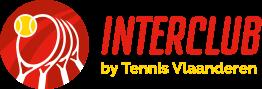 Titellogo Interclub volwassenen (negatieve versie)
